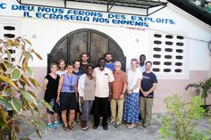 Tyndale Travels to Haiti