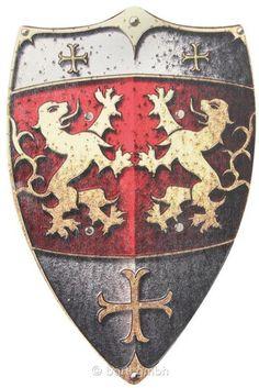 Ritterschild Löwe 101273