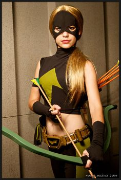 2014 San Diego Comic-Con #Cosplay - Artemis Crock, from Young Justice