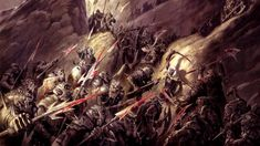 Drizzt Do Urden · Todd Lockwood Fantasy Battle, High Fantasy, Fantasy Art, Fantasy Places, Tabletop Rpg, Tabletop Games, Lotr, Dungeons And Dragons, Drizzt Do Urden