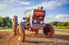 Tractor Old Antique - Free photo on Pixabay