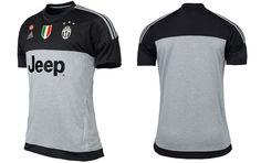 Camisas da Juventus 2015-2016 Adidas - Goleiro