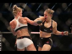 Ronda Rousey beaten as Holly Holm shocks the world with second round kno...