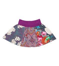 Granny Garden Skirt, Oishi-m Clothing for kids, Hi Summer 2015, www.oishi-m.com