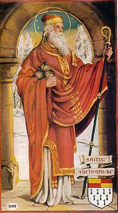 Card from St Nicholas Church  North Walsham, Norfolk, UK