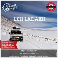 #Amazing Leh only @ Rs.8,750/- P.P for 3 Nights, 4 Days. #summer #holiday #leh #ladakh #heavenonearth #package #india #lehladakhcalling #lehladakh #specialoffer #holidays #vacation #family #friends #travel #north #beautiful #nature #mountains #everest #instagram #hotelsandmore