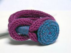 Very easy tricot bracelet