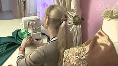 como hacer vestido de fiesta - YouTube