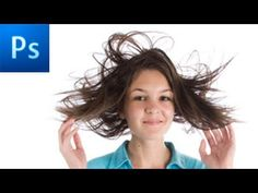 ▶ Photoshop Tutorial: Make Advanced Hair Selections with Masks -HD- - YouTube