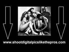 A Tribute To Photographer Herb Ritts | Discover How To Take Pics Like The Pros... click on image to watch the video!