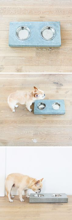In this episode, Ben made HMM's unofficial mascot (Fletcher) his own feeding station out of concrete! Check out the full material list + instructions here: http://www.homemade-modern.com/ep109-concrete-dog-dish/