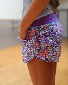 Dance Everywhere Short - ivivva cool for gym
