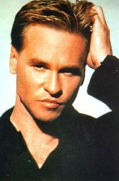 Good lord Val Kilmer back in his prime. The prettiest lips ever seen on a man.