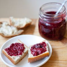 Recipe: Triple Strawberry Quick Jam