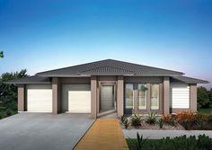 Ausbuild Home Designs: Ashford Metro Facade. Visit www.localbuilders.com.au/builders_queensland.htm to find your ideal home design in Queensland