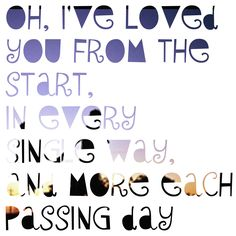 All About Your Heart- Mindy Gledhill. My favorite song by her- beautiful lyrics