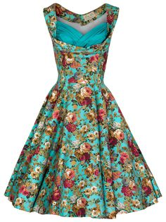 NEW LINDY BOP CLASSY VINTAGE 1950's PINUP PROM SWING DRESS WEDDING BRIDESMAIDS