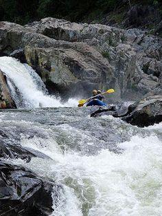 Turismo em SC: Expedição de Duck no Rio Cubatão do Sul