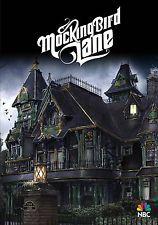 Mockingbird Lane Pilot (DVD, 2012) Eddie Izzard Munsters Halloween RARE