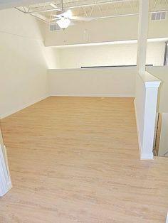 Bedroom in a 1 Bedroom Apartment facing Norfolk Street - 1700 Summit Building - Richmond, VA LOVE how bright!!