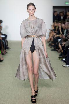Auguste Abeliunaite  (WOMEN), Giambattista Valli Spring 2014 Ready-to-Wear Collection Slideshow on Style.com