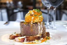 B&B Butchers is one of few steakhouses in Houston that sells Texas beef - complete list of restaurants selling Texas beef in this article.