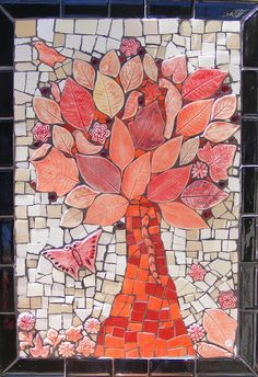 How to Mosaic and make beautiful objects for home and garden: How to make your own mosaic inserts