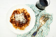 A rich mushroom and lentil ragu served with tagliatelle the Italian way. An easy your family and friends will love. Suitable for vegetarians and vegans.