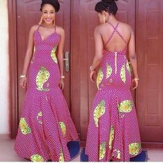 Modernistic, Sleek & Flattering Ankara Styles - Wedding Digest Naija
