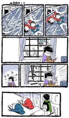 Osomatsu-san || Osomatsu Matsuno, Karamatsu Matsuno, Ichimatsu Matsuno, Choromatsu Matsuno (Part2 Final)