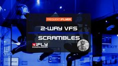 ICYMI: #blogengage 2-Way VFS Scrambles iFLY Downunder with Kyle #elisebrown