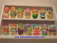 Glo Friends- These were my favorite toys for a looong time (in kid-ish that means about 6 months) ;D