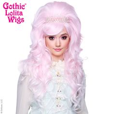 Gothic Lolita Wigs®  Countess™ Collection - PINQUE (Pink Fade)#lolita #wig #wig4wig #glw #gothcilolitawigs #pastelhair #curlyhair #princess #doll #dolly #livingdoll #lolitafashion #Jfashion #makeupartist #circlelenses #eyelashes #rockalash #dolluxe #lash #lashes #kawaii #cute #pretty #gyaru #mori #ulzzang #angelicpretty #babythestarshinebright