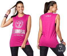 WHY YOU'LL LOVE IT • Unisex Combined Sizing • Metallic Foil Print on Front • Small Metallic Foil Print on Back • Relaxed Fit ... Zumba Strong, Zumba Clothes, Zumba Outfit, Zumba Fitness, Muscle Tanks, My Girl, Athletic Tank Tops, Metallic, Unisex