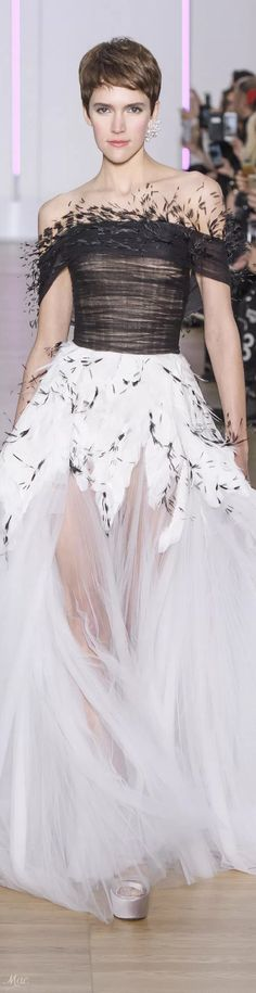 Spring 2018 Haute Couture Georges Chakra