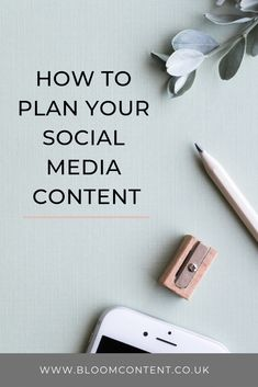 How to plan your social media content ideas to make your content creation easier! Facebook Marketing, Content Marketing, Social Media Marketing, Social Media Content, Social Media Tips, Virtual Assistant Services, Pinterest Marketing, Time Management, Bloom