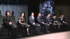 47 Ronin: Japan Press Conference Part 1 of 9 - Keanu Reeves