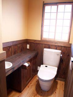 和モダン トイレ - Google 検索