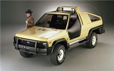 Ford Bronco Montana Lobo, 1980