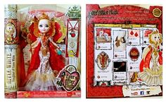 Ever After High Royally Ever After Apple White