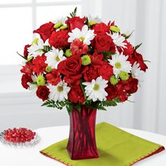 Mercy's Flowers 5500 W Flagler St Coral Gables, FL 33134 (305) 264-5053 mercysflowersonline.com Looking for an Easter flower arrangement in the Miami area? Look no further! Mercy's Flowers has many beautiful flowers and Easter lilies for you to choose from. #spring #realsavings #giftwiththoughts #thoughtful #thinkingofyou #spring2016 #flowerarrangements #whattobuy #saythankyou #florist #floristmiami #miamiflorist #floralarrangements #onabudget #Miamiflorist #flower The FTD® Cherry Sweet™…