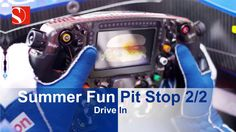 Hungry for ? Everything is fast-paced in Formula 1 - even our team's catering crew! We're still in the middle of the summer break, but here's some more summer fun for ya! Video Team, Fun Funny, Formula One, F1, Summer Fun, Catering, Middle, Videos, Gastronomia