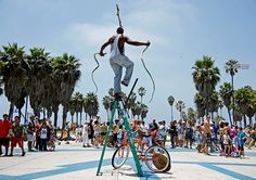 From its world famous boardwalk and beautiful beach to the shopper's paradise of Abbot Kinney Blvd., Venice offers a unique and vibrant mix of activities and attractions. Read onto find out more about one of L.A.'s top neighborhoods.