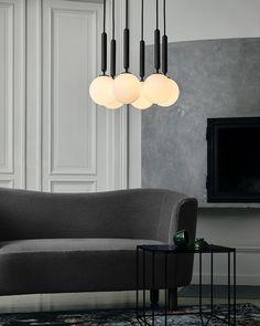 """927 Me gusta, 5 comentarios - ELLE Decoration (@elledecoration_nl) en Instagram: """"Nieuw uit Denemarken, designmerk @nuuralighting brengt ons 4 nieuwe strakke collecties met hang-,…"""""""