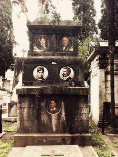 cimitero del Verano | Verano Cemetary  Rome Italy