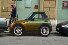 Cool Smart Car Body Kits | Cool Things | Pictures | Videos