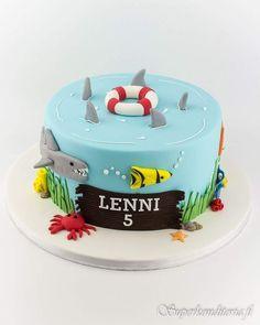 Hai kakku www.superkonditoria.fi