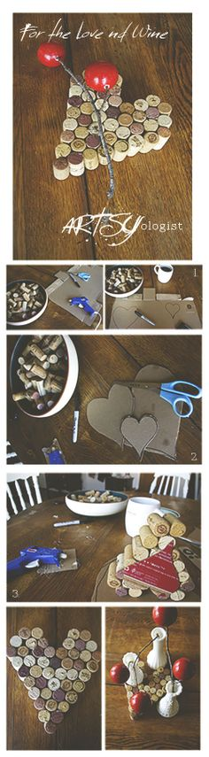 Into easy Valentines day projects!  DIY www.ARTSYologist.com