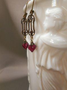 Jane Austen Jewelry Persuasion Regency Costume by BohemeBijou