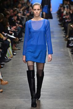 Different tights. Missoni RTW Fall 2013 - Slideshow